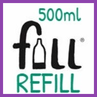 Fill Fabric Conditioner Refill for 500ml bottle
