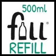 Fill Rinse Aid Refill for 500ml bottle