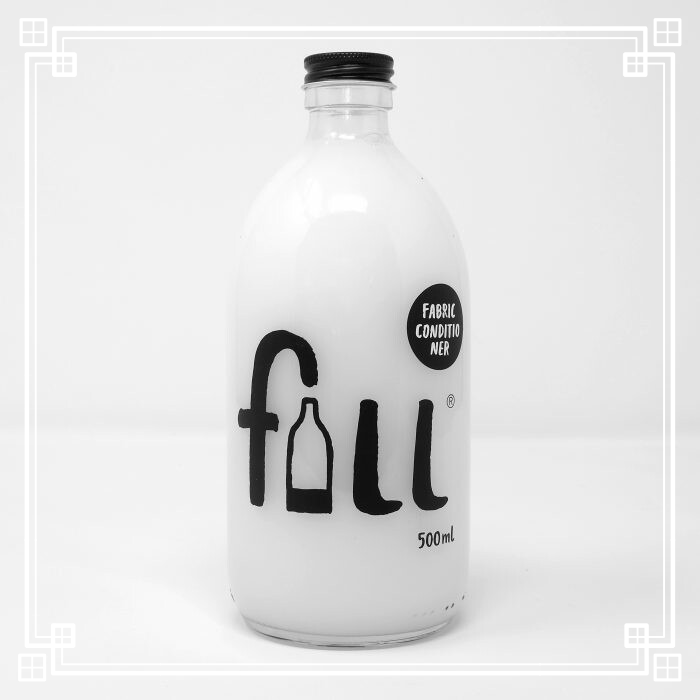 Fill Fabric Conditioner with Bottle (500ml bottle)