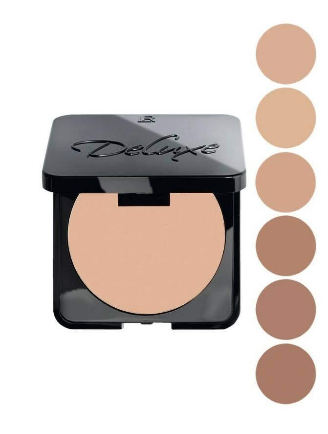 Delux perfect smooth compact foundation