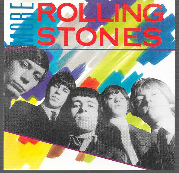 Rolling Stones – More Rolling Stones
