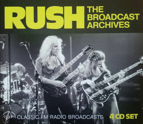 Rush – The Broadcast Archives