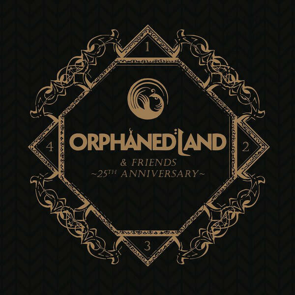 Orphaned Land – Orphaned Land & Friends (25th Anniversary)