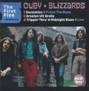 Cuby + Blizzards – The First Five + Bonus CD