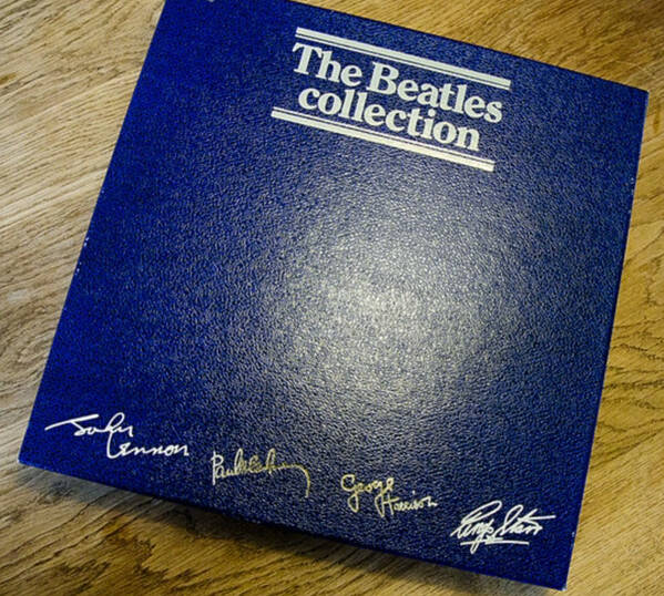 Beatles The  – The Beatles Collection 14 Lp,s EMI The Netherlands Only