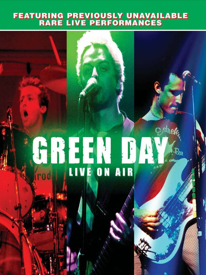 Green Day – Live On Air