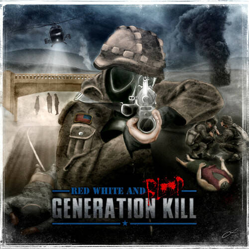 Generation Kill – Red White And Blood