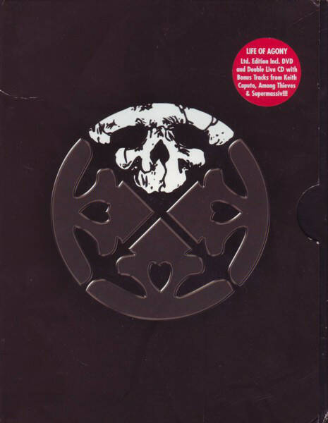 Life Of Agony – River Runs Again - Complete 2 Cd + DVD