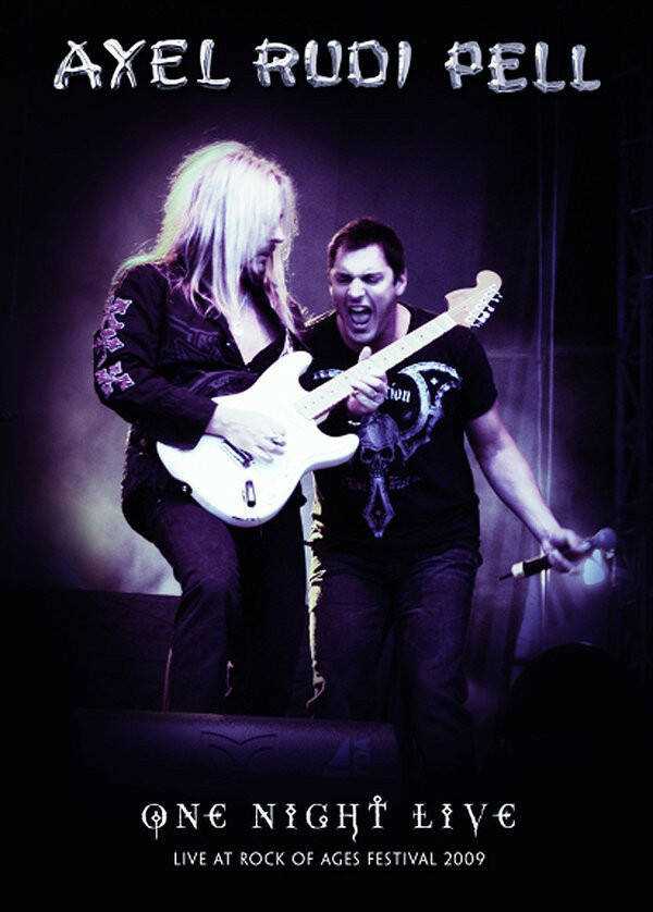 Axel Rudi Pell – One Night Live (Live At Rock Of Ages Festival 2009)