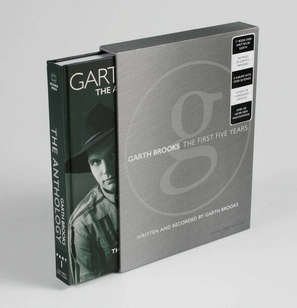 Garth Brooks – The Anthology Part 1: The First Five Years - Limited First Edition