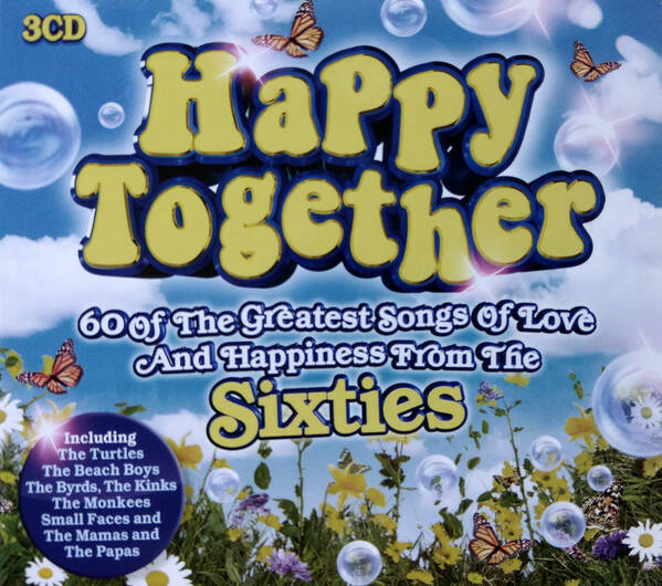 Happy Together Best of the Sixties 3 cd set
