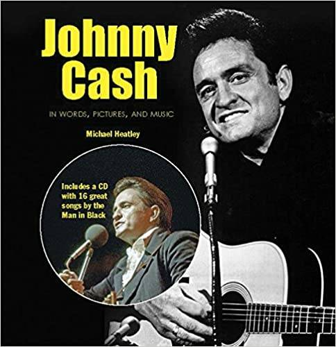 Johnny Cash in Words, Pictures, and Music (incl. cd)