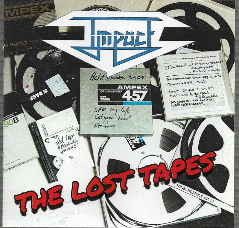Impact-The Lost Tapes