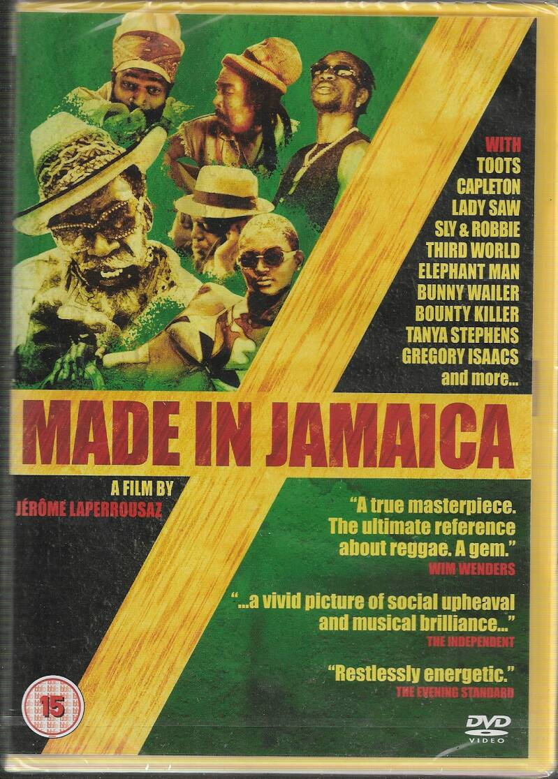 Made In Jamaica by Jerome Laperrousaz