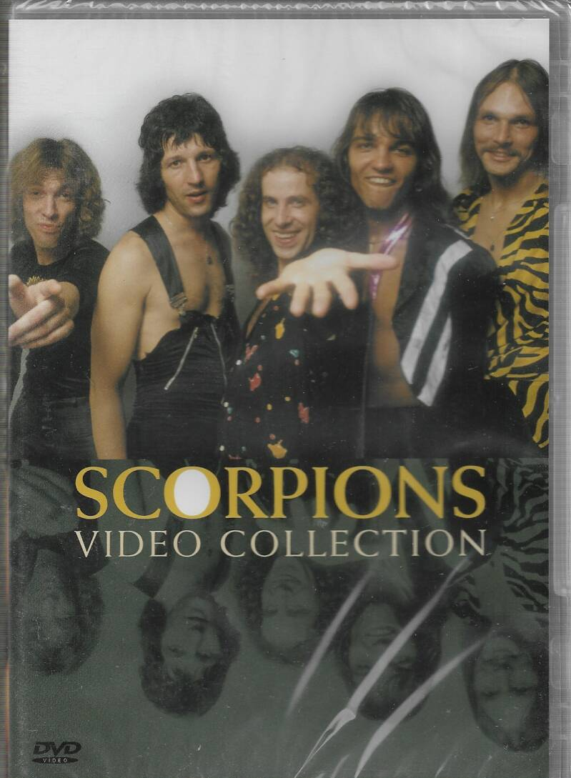 Scorpions – Video Collection