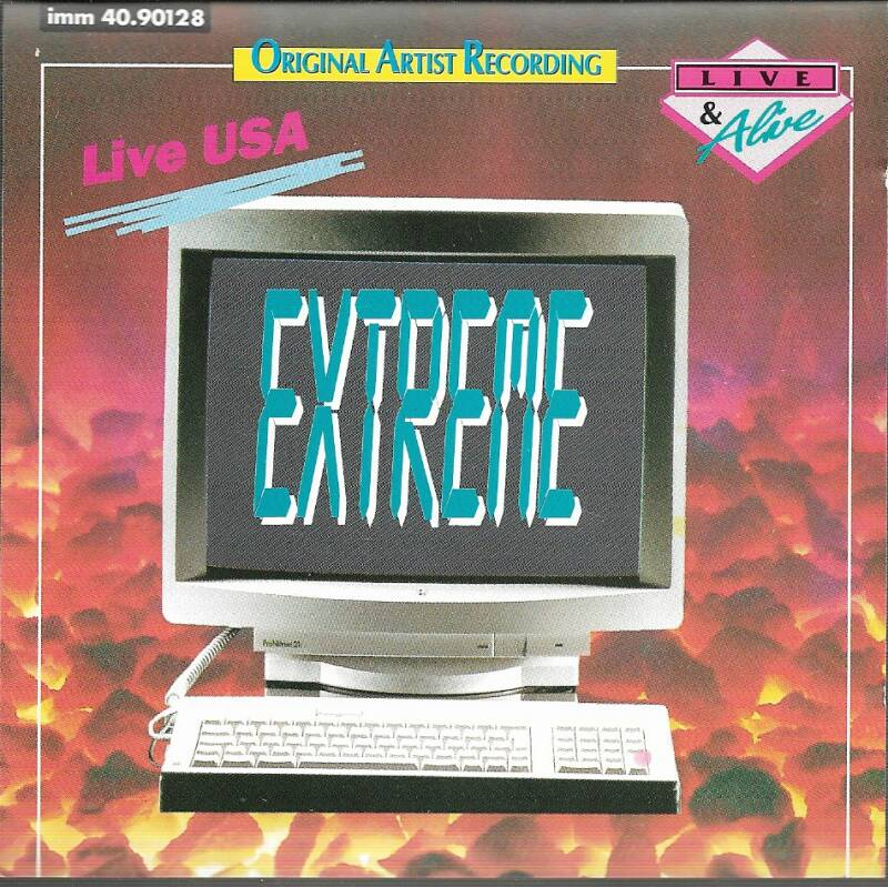 Extreme - Live in the USA
