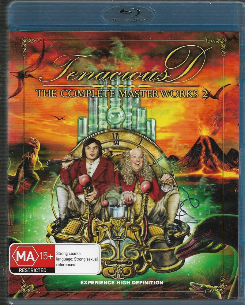 Tenacious D – The Complete Master Works 2