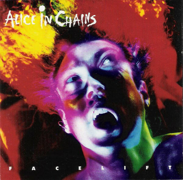 Alice In Chains – Facelift  rare