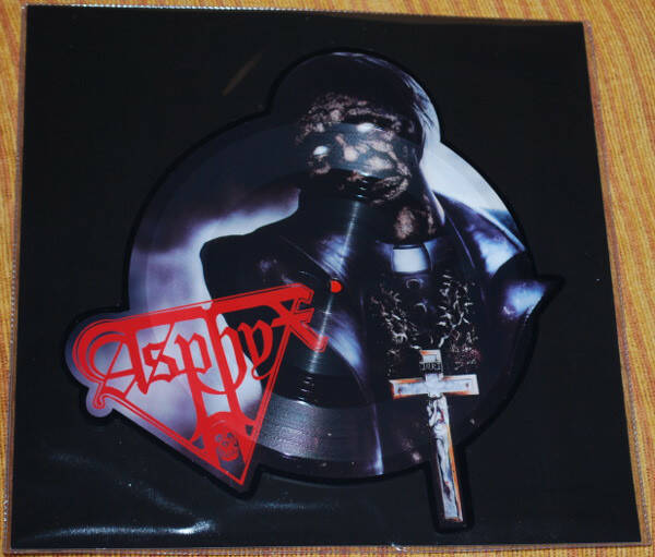 Asphyx – Last One On Earth Numbered rare
