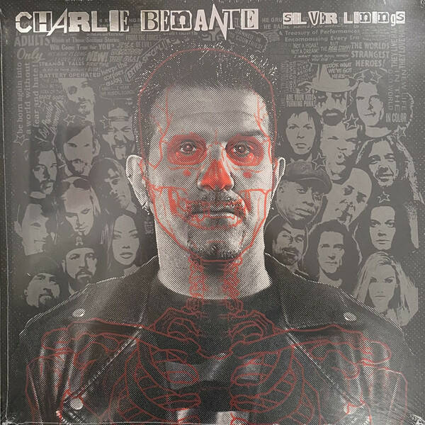 Charlie Benante ( Anthrax ) Silver Linings