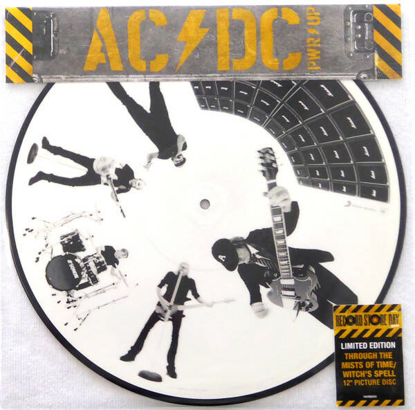 AC/DC – Through The Mists Of Time / Witch's Spell  RSD