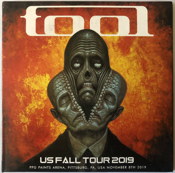 Tool – US Fall Tour 2019 - Live in Pittsburg  2 Cd