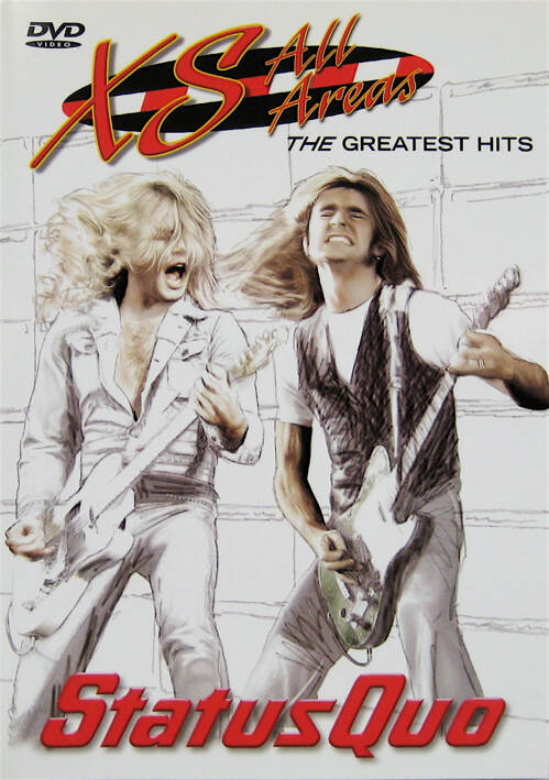 Status Quo – XS All Areas The Greatest Hits