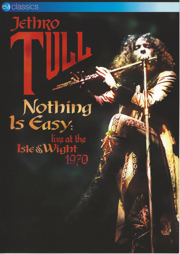 Jethro Tull – Nothing Is Easy: Live At The Isle Of Wight 1970