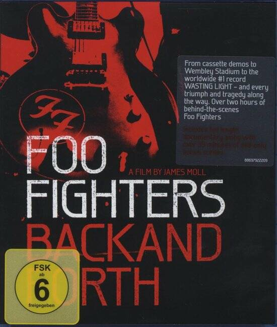 Foo Fighters – Back And Forth
