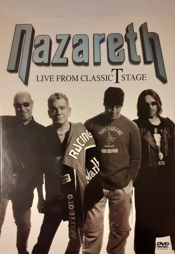Nazareth – Live From Classic T Stage