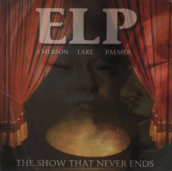 Emerson, Lake & Palmer – The Show That Never Ends 2cd