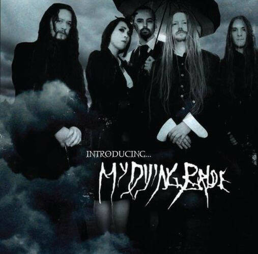 My Dying Bride – Introducing My Dying Bride 2cd