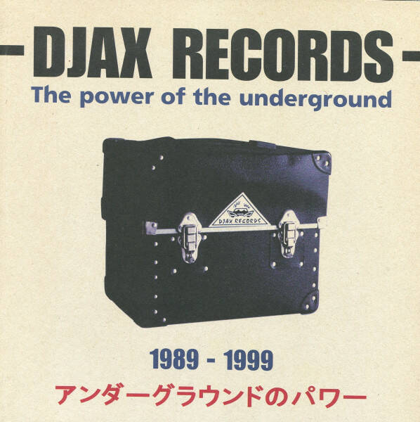 The Power Of The Underground - 1989-1999 Book+cd