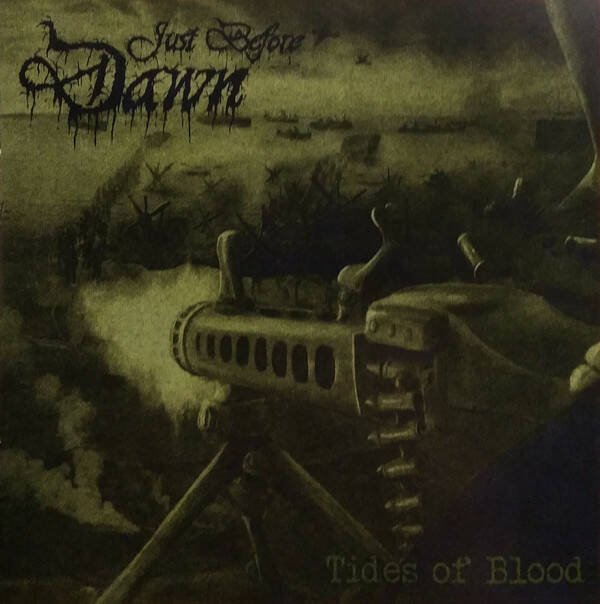 Just Before Dawn – Tides Of Blood