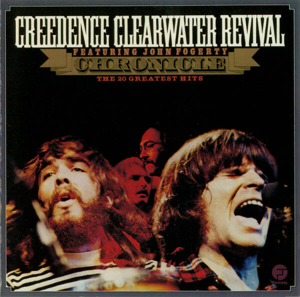 Creedence Clearwater Revival – Chronicle (The 20 Greatest Hits)