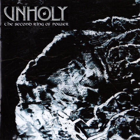 Unholy – The Second Ring Of Power  Cd+Dvd