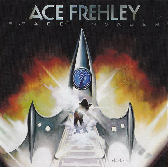 Ace Frehley – Space Invader