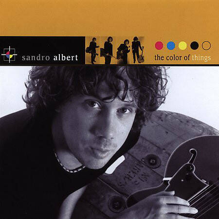 Sandro Albert – The Color Of Things