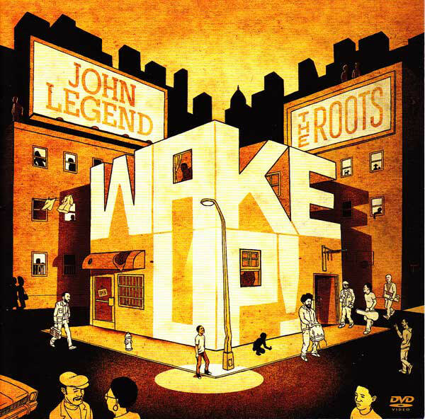 John Legend & The Roots – Wake Up! CD+Dvd