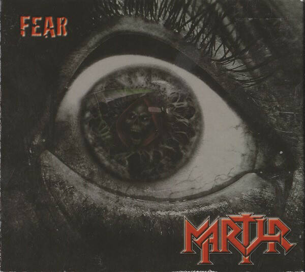 Martyr – Fear The Universe