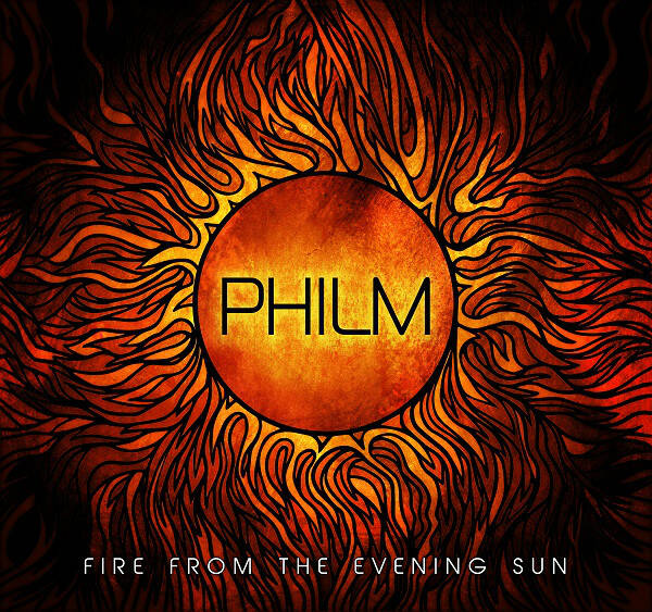 Philm (Dave Lombardo)  Fire From The Evening Sun