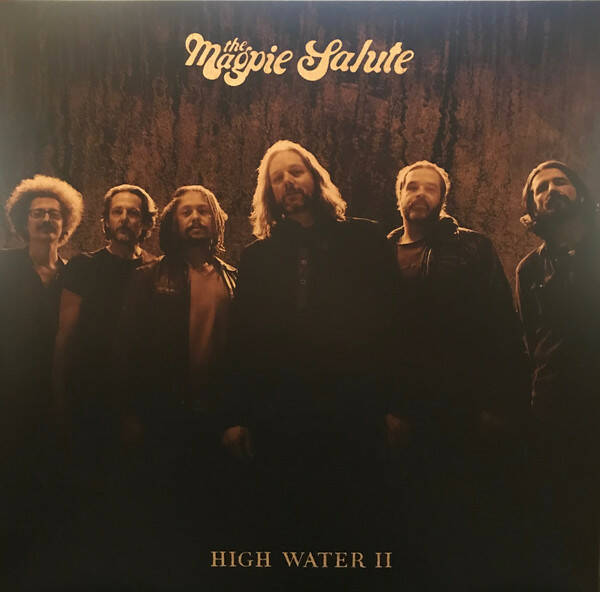 The Magpie Salute(Black Crowes) High Water II 2Lp