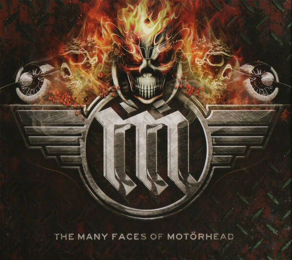 Motörhead , The Many Faces Of  3 cd