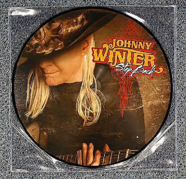 Johnny Winter – Step Back  RSD   Picture Disk