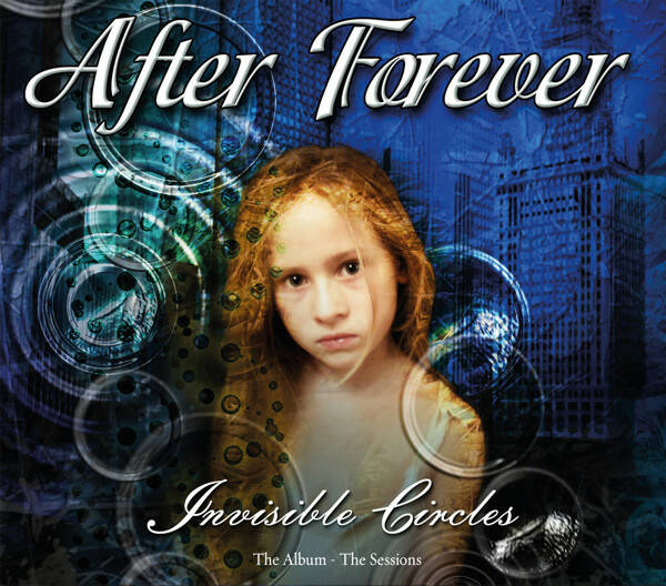 After Forever – Invisible Circles: The Album - The Sessions 3cd