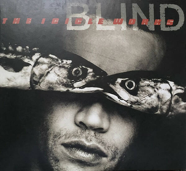The Icicle Works – Blind  3cd