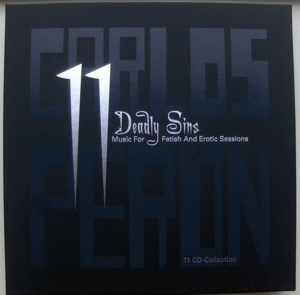 Carlos Perón – 11 Deadly Sins: Music For Fetish And Erotic Sessions