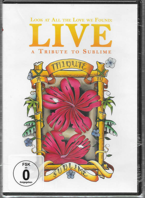 Sublime - Look At All The Love We Found: A Tribute To DVD/Cd