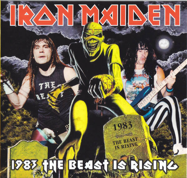 Iron Maiden – 1983 The Beast Is Rising  2cd