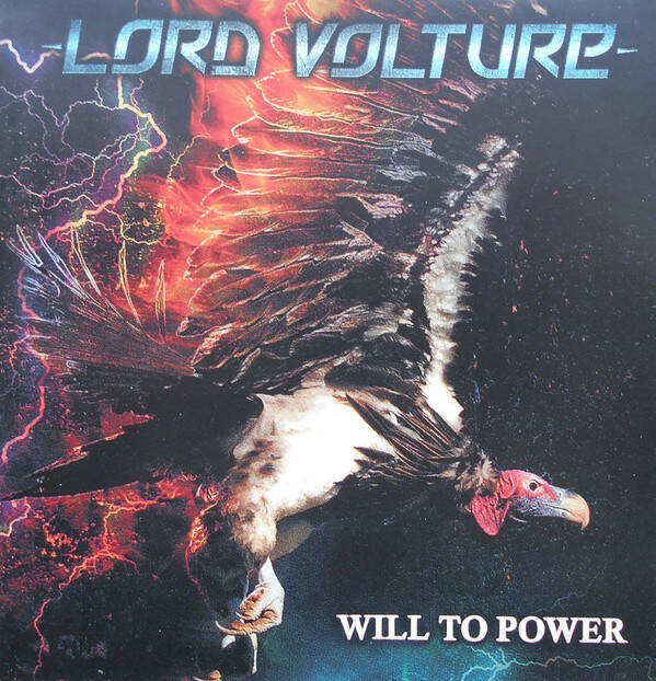 Lord Volture – Will To Power
